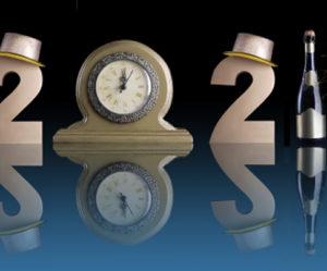 Une très bonne année 2021 à tous