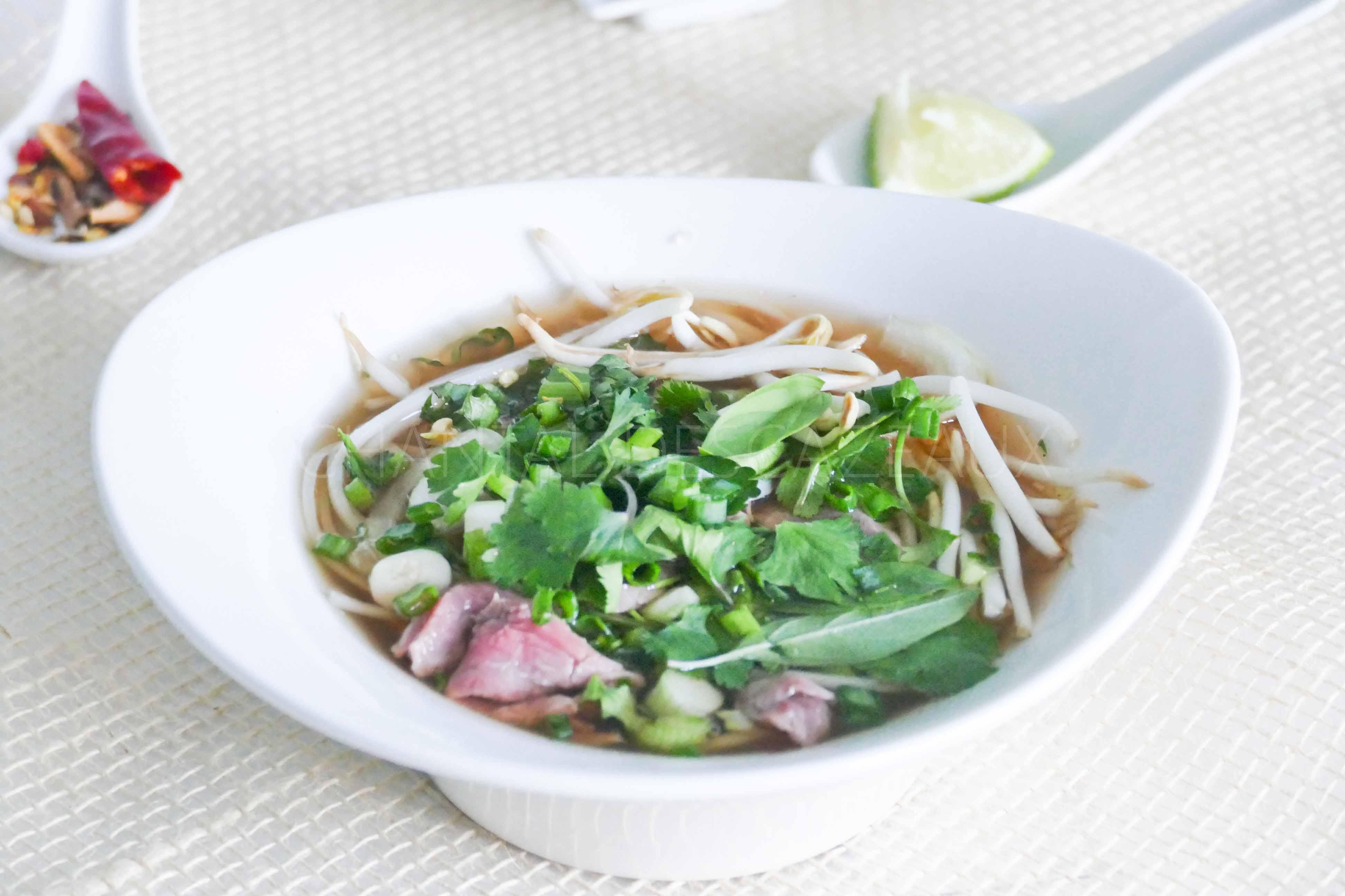 Phô vietnamien