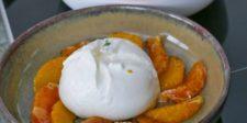 Burrata orange