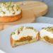 Tartelette pistache fleur d'oranger – Le jardin Sucré