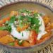 Burrata, oranges et vinaigrette passion
