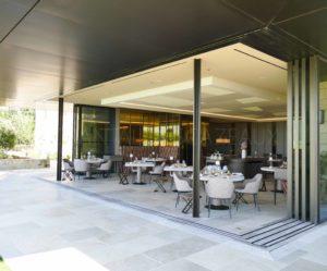 Dîner au restaurant Les Belles Perdrix du Château Troplong Mondot