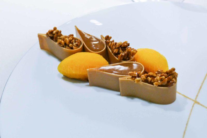 dessert Les Belles Perdrix