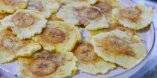 friture des Patacones