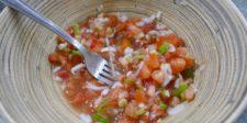 Recette de Salsa de tomates