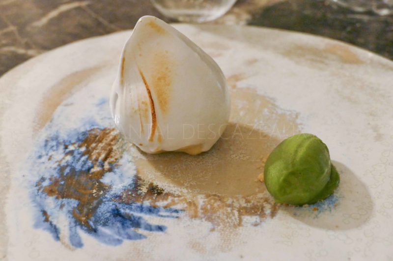 dessert la Table de Montaigne