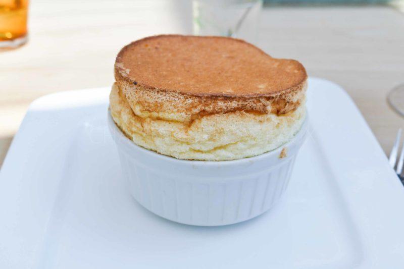 Dessert le Patio: soufflé