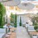 ADN , la terrasse cocooning de l'Auberge Saint-Rémy-de-Provence – Fanny Rey et Jonathan Wahid