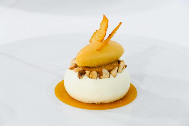 Le Vivarais dessert