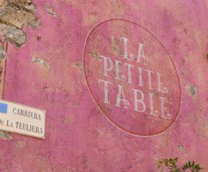 Le Thaï de Castigno et La Petite Table / Grill