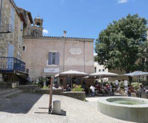 Le Café des Vignerons à Grignan