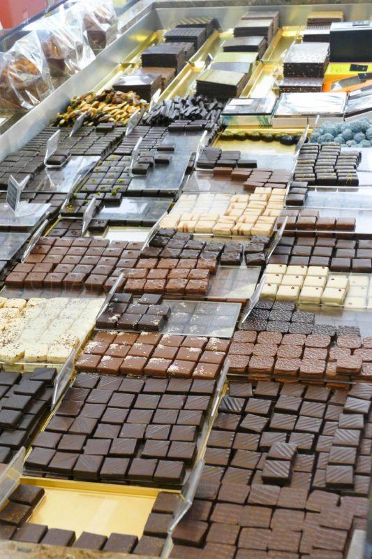 chocolats Pierre Chauvet