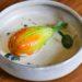Fleurs de courgettes farcies mousseline de poisson – Recette Nicolas Masse