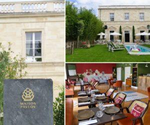 La MAISON PAVLOV , un écrin au luxe discret au Bouscat (Bordeaux)