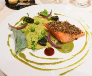 Dîner au restaurant Le Pressoir - Vannes - Vincent David
