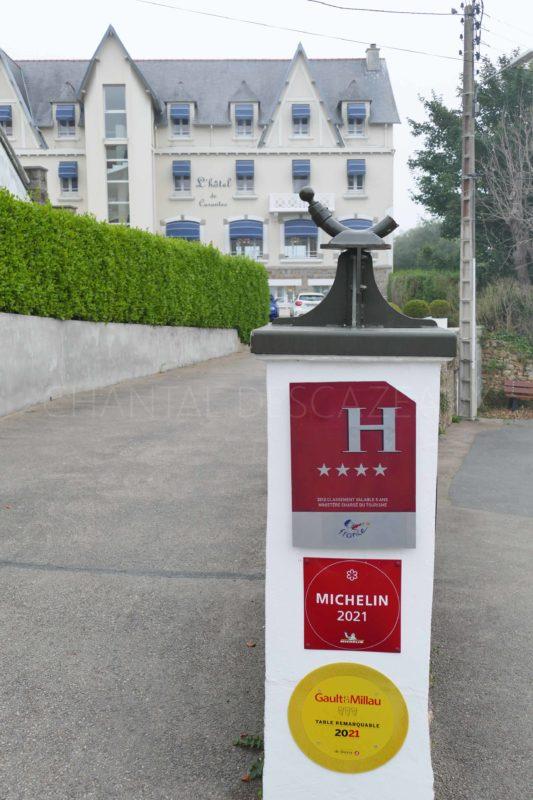 Hôtel de Carantec